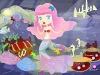 Meerjungfrau Ankleiden